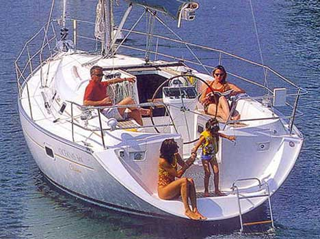 Ocean Marine Group Yacht Charters - Brazil Main Page - Sailing Brazil